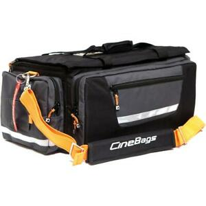 CineBags CB-01 Production Bag (Orange Tabs) - for Film Production Gear #CB01A