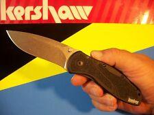 """KERSHAW """"usa"""" - BLUR S30V spring assist SPEEDSAFE knife Ken Onion A/O 1670S30V"""