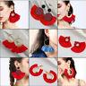 Fashion Long Tassel Fringe Multilayer Dangle Earrings Drop Women Jewelry Gifts