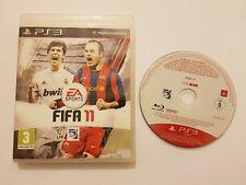 Raro Fifa 11 PlayStation 3 (ps3) PROMO CD pal España