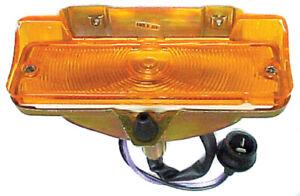 1965 Chevy II Nova Front Park Parking Lamp Light Lens Assembly RH