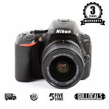 NEW Nikon D5600 Digital SLR Camera Kit + AF-P VR 18-55mm Lens Kit UK DISPATCH