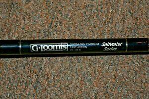 G Loomis saltwater series rod medium fast action 25-40LB 7 FOOT SWR84-30C Lot 3