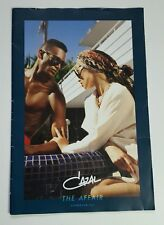 """CAZAL """"THE AFFAIR"""" SUNGLASS LOOK BOOK SPRING/SUMMER 2015 18.5"""" X 12.2"""" 16 PAGES"""