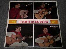 Los Mejor De Los Chalchaleros~1965 Latin Folk~Argentinian IMPORT~Inner~FAST SHIP