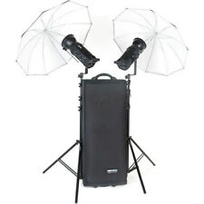 Bowens 500 R 2 head mono light Gemini Kit - New!