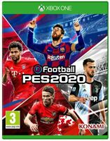 eFootball PES 2020 with ADD-ON DLC (Ronaldinho, Messi + More) - Xbox One Game