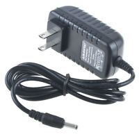 5V 2A 10W AC Charger Power Adapter w 2.5mm Cord for Zenithink ZTPad Tablet