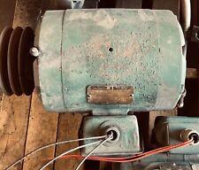 Reliance Duty Master Ac Motor 10 Hp Motor P21g12b 1755 Rpm