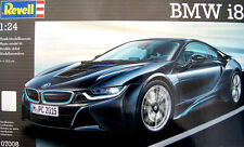 KIT REVELL 1:24 AUTO BMW i8   LUNGHEZZA 19,5 CM    ART 07008