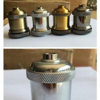 E27/E26 Retro Vintage Edison Screw Pendant Lighting Bulb Lamp Holder Base Socket