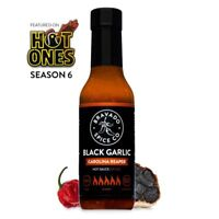Bravado Black Garlic Carolina Reaper Hot Sauce - Featured on Hot Ones Season 6!