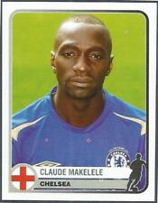 PANINI 1955-2005 CHAMPIONS OF EUROPE- #139-CHELSEA & FRANCE-CLADE MAKELELE