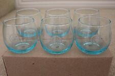 Hpnotiq 12 oz glasses, set of 6, New in box