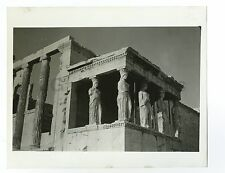 Greek History - The Acropolis of Athens - Vintage 8x10 Photograph