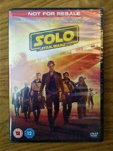 Han SOLO a Star Wars Story DVD 2018film Alden Ehrenreich 8717418534363Ron Howard