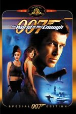 BRAND NEW SEALED 007 James Bond - The World Is Not Enough (DVD, 2003) Region 1