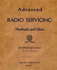 M.N. Beitman - Advanced Antique Radio Servicing - Methods & Ideas (1947) - Cd