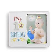 Nat & Jules Demdaco My 1st Birthday Picture Frame for 4x6 Photo