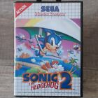 Sega Master System ► Sonic the Hedgehog 2 ◄ Modul & OVP