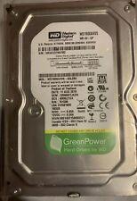 """Western Digital WD Caviar Green WD1600AVVS 3.5"""" SATA Hard Drive"""