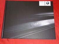 BMW 3er 5er 6er 7er Z4 X5 M Modelle Individual Hardcover Prospekt von 2008