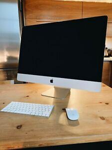 Apple iMac 5K 27inch Late 2015 2TB - Immaculate.