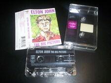 Elton John – The Big Picture  The Rocket Record Company 536 266-4 MC/Cassette