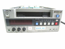 Sony DSR-40 Digital VideoCassette Recorder DVCAM - Sold for Parts Only