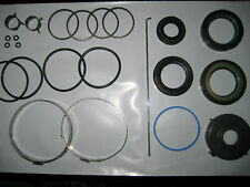 Power Steering Rack and Pinion Complete Overhaul Seal Kit #RP323