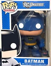 RETIRED / VAULTED FUNKO POP 9 INCH GIANT SIZE BATMAN BLUE - VERY GOOD CONDITION