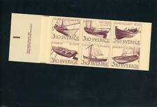 Sweden 1988 Scott# 1671a complete booklet mint Nh