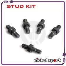 M8 x 1.25 Turbo Stud & Nut Kit 34mm For Garrett GT2871R GT3076R GT3071R GT2860R