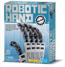 TOYSMITH 4M 3774 Build Robotic Hand DIY Kit Toy Craft Science Fair Project