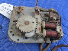Wurlitzer Jukebox Model 500 Magazine Credit Switch Assembly - for restoration