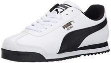 75f823f34571 PUMA Roma Basic 35357204 White Black Classic SNEAKERS Shoes Men 10
