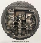 """WILDT ADOLFO """"CONGRESSO MARINARO DI GENOVA A.IV° 1926"""" RARISSIMA MED. IN ARGENTO"""