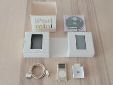 Apple iPod mini 1 Generation Gold 4 GB MIT OVP B992