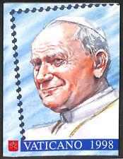 Vaticano - Libro dei Francobolli emissione completa anno 1998