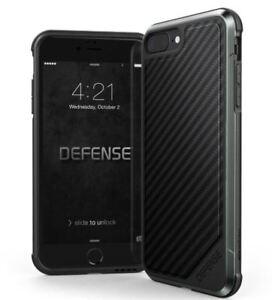 Mobile Case - X-Doria Defense -  Lux Black Case for iPhone & Samsung