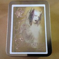 OOP HTF COLLECTIBLE SEPIA STAINS TAROT CARDS DECK RARE ITEM UNUSED