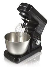 Stand Mixer Countertop 6 Speed Hamilton Beach Mix Blend Cookie Dough Kitchen