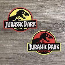 Jurassic Park Vinyl Sticker Set - Free Shipping