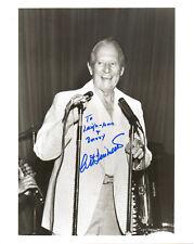 ART LINKLETTER (d.2010) - Television Host - House Party - Autograph Photo