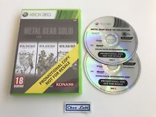 Metal Gear Solid HD Collection - Promo - Microsoft Xbox 360 - PAL EUR