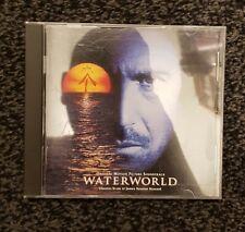 waterworld kevin costner movie soundtrack rare cd, score by james newton howard
