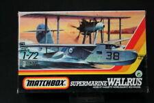 Avion militaires miniatures Matchbox 1:72