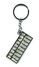 Schlüsselanhänger ABAKUS chinesische Rechenmaschine Keachain Abacus