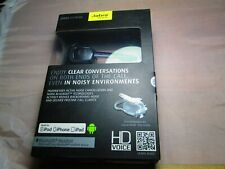 New listing New Black Jabra Supreme Hdst Bluetooth Headset Nib for Ios and Android