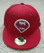 Philadelphia Phillies hat 7 1/4 Unisex Red